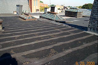 MIDDLE ROOF (WITH WEAR)